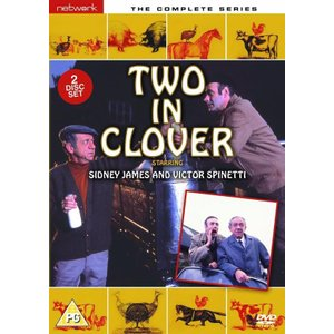 Simplyhe Two In Clover - The Complete Series [1969](dvd) Dvds