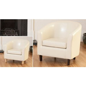 Sofa Company Westmere Tub Chair Crem