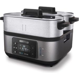 Morphy Richards Intellisteam Food Steamer 470006 Food Processors