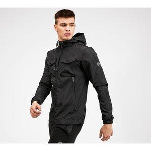 Alessandro Zavetti Arzeri Windbreaker Jacket 40407553, Black