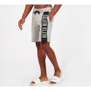Calvin Klein Swim Block Logo Jersey Short 40360973 Mens Outerwear