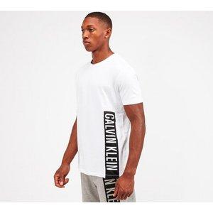 Calvin Klein Swim Block Logo T-shirt 40361273 Mens Tops