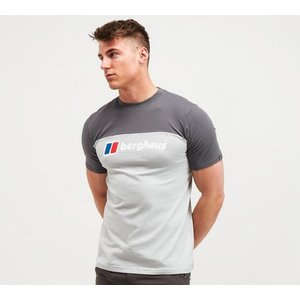 Berghaus Cut And Sew Logo T-shirt 4053056103 Mens Tops