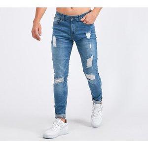 Apt Jeans Geno Ripped Skinny Jean 1209395 Mens Trousers