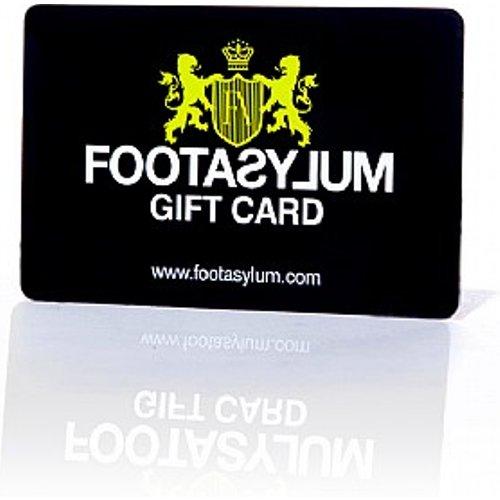 Footasylum Gift Card £90 4057432101 Gifts