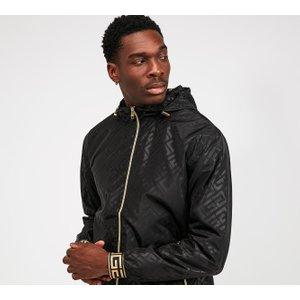 Glorious Gangsta Tousa Windbreaker Jacket 40322153 , Black