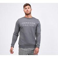 Jameson Carter Kano Sweatshirt 40273043, Grey