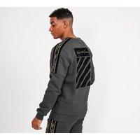 Kings Will Dream Zebra Tarder Sweatshirt 40378944, Grey