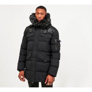 Glorious Gangsta Malus Utility Fur Parka Jacket 40444703 Mens Outerwear