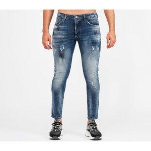 Alessandro Zavetti Pallazo Super Slim Jean 40448277 Mens Trousers