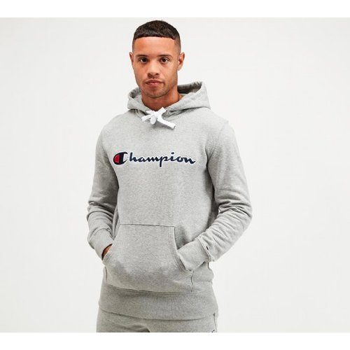 Champion Rochester Large Logo Overhead Hoodie 40431412 Mens Tops