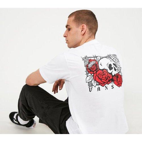 Vans Rose Bed T-shirt 4054926102 Mens Tops