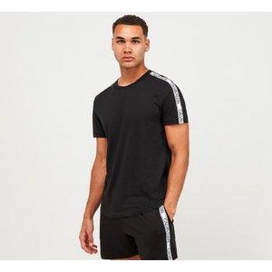 Calvin Klein Swim Tape T-shirt 4054807101 Mens Tops