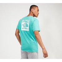The North Face Redbox T-shirt 40348156, Green