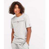 Tommy Hilfiger Junior Linear Logo T-shirt 40364254, Grey