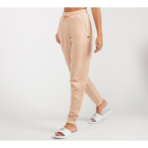 Tommy Hilfiger Womens Cotton Lounge Jogger - Brown - Size - S 40288303