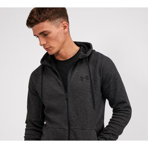 Under Armour Unstoppable Double Knit Full Zip Hoodie 40255194 , Black