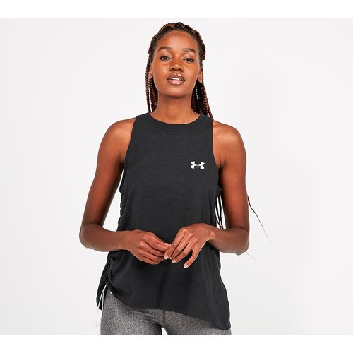 Under Armour Womens Charged Cotton Adjustable Tank 40390164, Black
