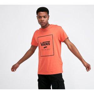 Vans Box Print T-shirt 40236665, Orange