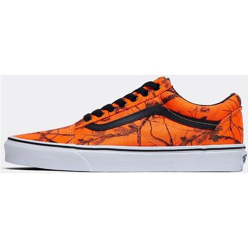 Vans X Realtree Old Skool Trainer 403209017, Orange