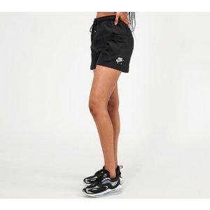 Nike Womens Air Fleece Short 4052204101 Womens Outerwear