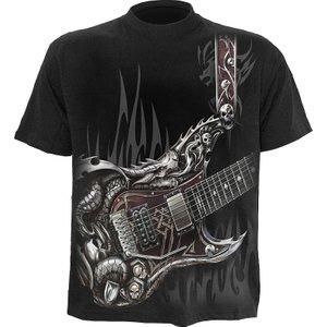 Spiral Air Guitar Black T056M101 6, Black