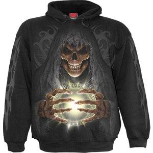 Spiral Death Lantern Hoody Black T140m451 5, Black