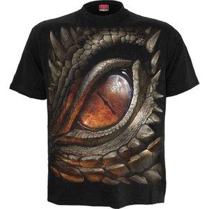 Spiral Dragon Eye Black T158M101 7, Black