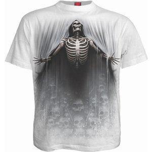 Spiral Liberated T-shirt White T174m113 3, White