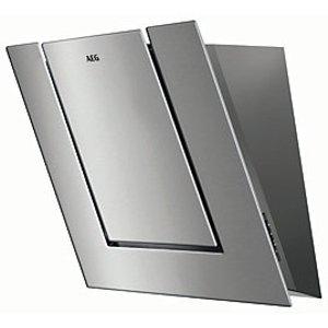 Aeg 55cm Designer Stainless Steel Cooker Hood Dvb4550m