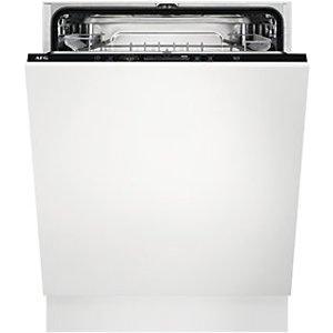 Aeg 60cm Integrated Dishwasher Fsk52617z