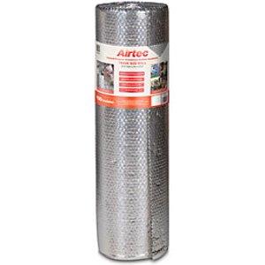 Airtec Multipurpose Foil & Polyethylene Insulation Roll- 1200mm X 25m