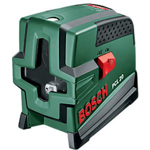 Bosch Pcl20 Cross Line Laser Level