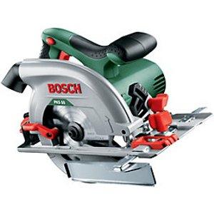 Bosch Pks 55 Corded Circular Saw 240v - 1200w