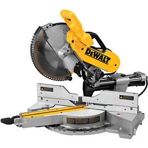Dewalt Dws780-lx 305mm Compound Sliding Mitre Saw 110v - 960w