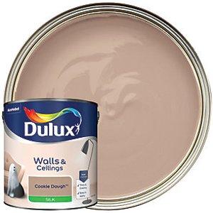 Dulux - Cookie Dough - Silk Emulsion Paint 2.5l