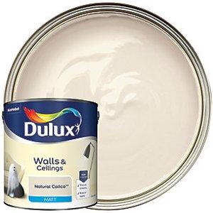 Dulux - Natural Calico - Matt Emulsion Paint 2.5l