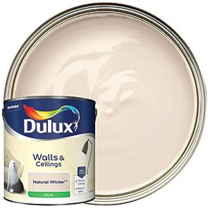 Dulux - Natural Wicker - Silk Emulsion Paint 2.5l