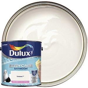 Dulux Easycare Bathroom - Timeless - Soft Sheen Emulsion Paint 2.5l