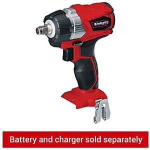 Einhell Power X-change Te-cw 18 Li Bl 18v Cordless Impact Wrench - Bare