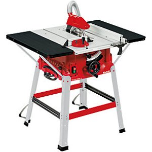 Einhell Tc-ts 2025/1 U 250mm Table Saw With Side Extentions & Stand - 2000w