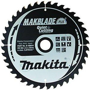 Makita B-08654 Makblade Plus 40 Teeth Circular Saw Blade - 260 X 30mm