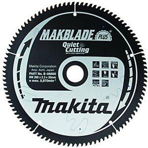 Makita B-08800 Makblade Plus 100 Teeth Circular Saw Blade - 260 X 30mm