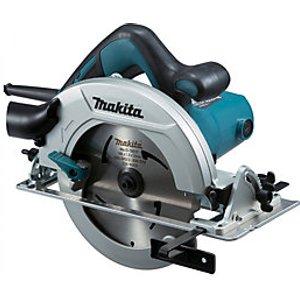 Makita Hs7601j/2 190mm Corded Circular Saw 240v - 1200w