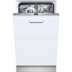 Neff 45cm Slimline Integrated Dishwasher With Info Light S583c50x0g