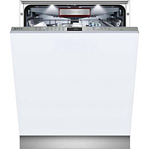 Neff Full Sized Built-in Dishwasher With Home Connect S517t80d6e