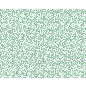 Ohpopsi Eternity Mint Wall Mural - L 3m (w) X 2.4m (h)