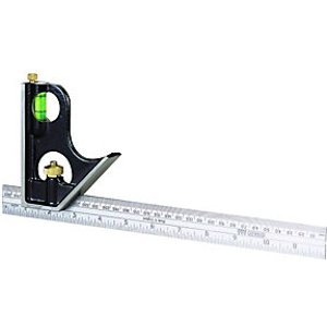 Stanley 0-46-151 Combination Square - 300mm/12in