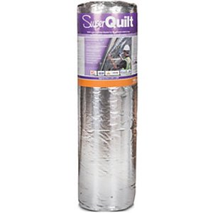 YBS Insulation Ybs Superquilt Multifoil 40mm Insulation Roll 1.2 X 10m Roll