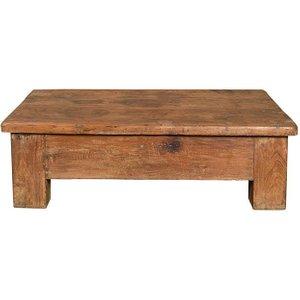 Antique Wooden Coffee Tablenkukuindian Antiques Furniture 19517184213090